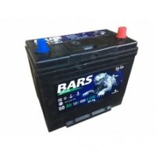 Аккумулятор Bars 6СТ-50 ASIA (ОБРАТНЫЙ) B01 УЗКИЕ КЛЕММЫ (JIS 65B24L)