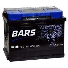 Аккумулятор Bars 6СТ-62 п.п.