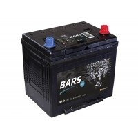 "Аккумулятор 6СТ-65 ""BARS"" ASIA (ОБРАТНЫЙ) B01 (JIS 75D23L)"