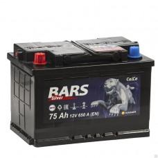 Аккумулятор Bars 6СТ-75 SILVER