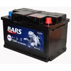 Аккумулятор Bars 6СТ-75 SILVER о.п.