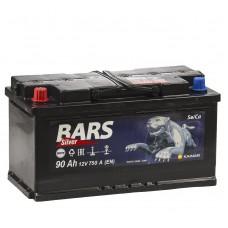 Аккумулятор Bars 6СТ-90 SILVER