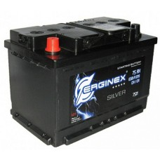 Аккумулятор  Erginex  6СТ-75