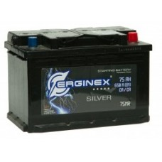 Аккумулятор  Erginex  6СТ-75  обр.