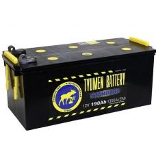 """Аккумулятор  6СТ-190L """"TYUMEN BATTERY"""" Standard (болт)"""