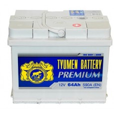 "Аккумулятор 6СТ-64L TYUMEN BATTERY""PREMIUM (ОБР.)"