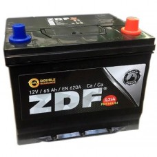 "Аккумулятор 6СТ-65 ASIA ""ZDF PREMIUM"" (ОБР.) B01 (JIS 65D23L, 70D23L, 75D23L, 80D23L) (made in EUROPE)"