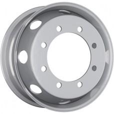 Accuride 195-01 M20 R19.5x6 8x275 ET136 CB221 Silver