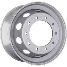 Accuride 377-01 M22 R22.5x8.25 10x335 ET165 CB281 Silver