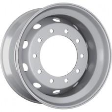 Accuride 396-01 M22 R22.5x11.75 10x335 ET0 CB281 Silver