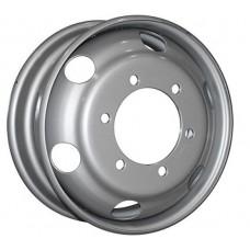 Accuride 356-01 B22DS44 R17.5x6 6x222.25 ET129.5 CB164 Silver