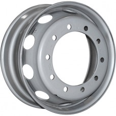 HARTUNG (375) R22.5x8.25 10x335 ET153 CB281 Silver