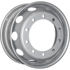 HARTUNG (518) R22.5x7.5 10x335 ET153.2 CB281 Silver