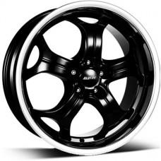Alutec Boost R20x10.5 5x120 ET35 CB72.6 Diamond_black_with_stainless_steel_lip (BO15035W12-4)