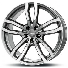 R19 Alutec DriveX 8.5/5x108x63.4/40 Metal Grey Front Polished