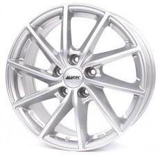 R16 Alutec Singa 6.0/4x100x56.6/40 Polar Silver (SIN60640O21-0)