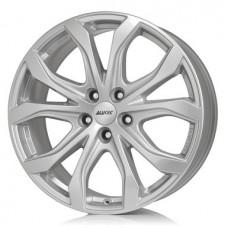 Alutec X10 R18x8 5x120 ET43 CB72.6 Polar_silver без наклейки