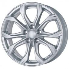 R18 Alutec W10X 8.0/5x127x71.6/53 Polar Silver (W10X-80853D11-0)