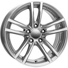 Alutec X10 R17x7.5 5x120 ET32 CB72.6 Polar_silver без наклейки