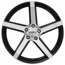R17 DOTZ CP5 dark 7.0/5x100x60.1/38 (OCPY6BP38)