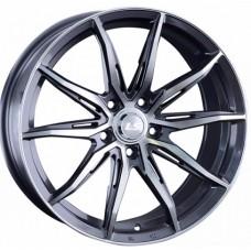 LS Wheels 1055 R17x7.5 5x114.3 ET45 CB67.1 GMF