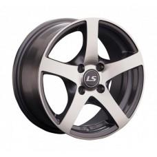 LS Wheels  357 R15x6.5 5x100 ET38 CB57.1 GMF