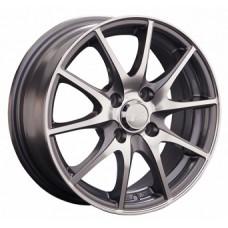 LS Wheels  536 R15x6 4x100 ET40 CB73.1 GMF