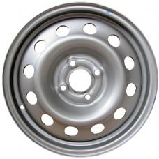 Accuride ВАЗ 2108 R13x5 4x98 ET35 CB58.6 Silver
