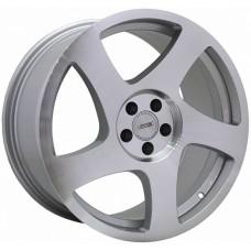 R18 Vissol V-006 8.5/5x112x66.6/45 Silver Polished R